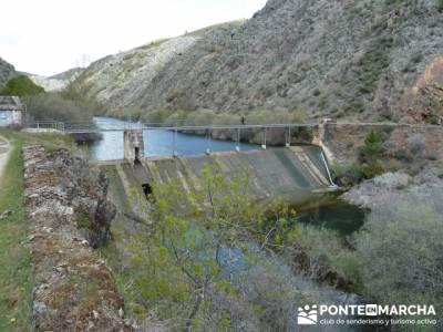Senda Genaro - GR300 - Embalse de El Atazar - Patones de Abajo _ El Atazar; club senderismo sevilla